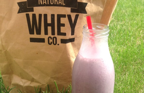 Blueberry-Muffin-Protein-Smoothie