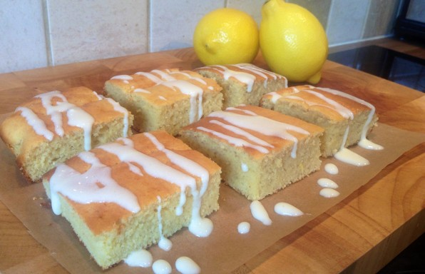 lemon-drizzle-tray-bake