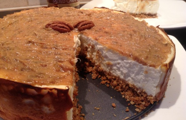 salted-caramel-cheesecake