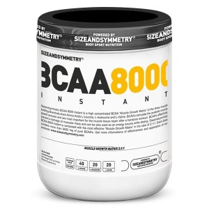 Size & Symmetry BCAA 8000