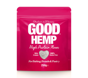 Good Hemp High Protein Flour